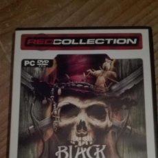 Videojuegos y Consolas: BLACK BUCCANEER-JUEGO PC-VENTA MINIMA 6 EU. Lote 68237573