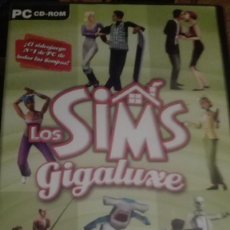 Videojuegos y Consolas: LOS SIMS DE GIGALUXE-JUEGO PC-VENTA MINIMA 6 EU. Lote 68239377