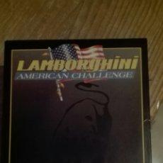 Videojuegos y Consolas: LAMBORGHINI AMERICAN CHALLENGE PC DISKETTE. Lote 68387830