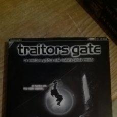 Videojuegos y Consolas: TRAITORS GATE PC CD CAJA GRANDE. Lote 68389015