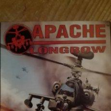 Videojuegos y Consolas: APACHE LONGBOW PC.CD.CAJA GRANDE. Lote 68391409