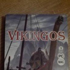 Videojuegos y Consolas: VIKINGOS PC .CD CAJA GRANDE. Lote 68401261