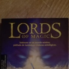 Videojuegos y Consolas: LORDS OF MAGIC PC.CAJA GRANDE. Lote 68403253