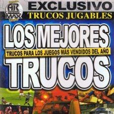Videojuegos y Consolas: PC CD ROM TRUCOS JUGABLES LOS MEJORES TRUCOS . Lote 69481073