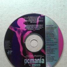 Videojuegos y Consolas: CD DE LA REVISTA PC MANÍA. SHAREWARE: LOS 50 PROGRAMAS IMPRESCINDIBLES PARA WINDOWS. Lote 71063977