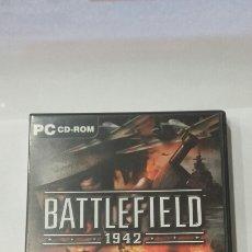 Videojuegos y Consolas: JUEGO PC BATTLEFIELD 1942 CASTELLANO. Lote 71489439