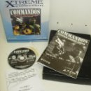 Videojuegos y Consolas: JUEGO PC COMMANDOS - XTREME COLLECTION - EIDOS-PROEIN 1998 - CASTELLANO-CAJA GRANDE CARTÓN. Lote 71543887