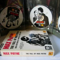 Videojuegos y Consolas: MAX PAYNE 2 THE FALL OF MAX PAYNE - JUEGO COMPLETO PARA PC - REMEDY 2003. Lote 71583883
