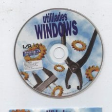 Videojuegos y Consolas: CD ROM DE LA REVISTA INFORMATICA MULTIMEDIA: UTILIDADES WINDOWS. Lote 71626175