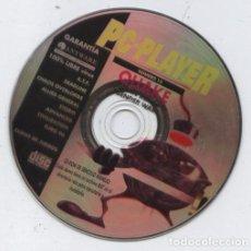 Videojuegos y Consolas: CD-ROM DE LA REVISTA PC-PLAYER, Nº 15. Lote 71626351