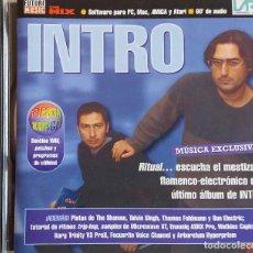 Videojuegos y Consolas: INTRO.FUTURE MUSIC THE SHAMEN, TALVIN SINGH...SOFTWARE PARA PC, MAC, AMIGA Y ATARI. Lote 72230227