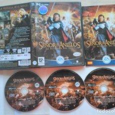 Videojuegos y Consolas - Juego para PC 'EL SEÑOR DE LOS ANILLOS, EL RETORNO EL REY' - 72386475