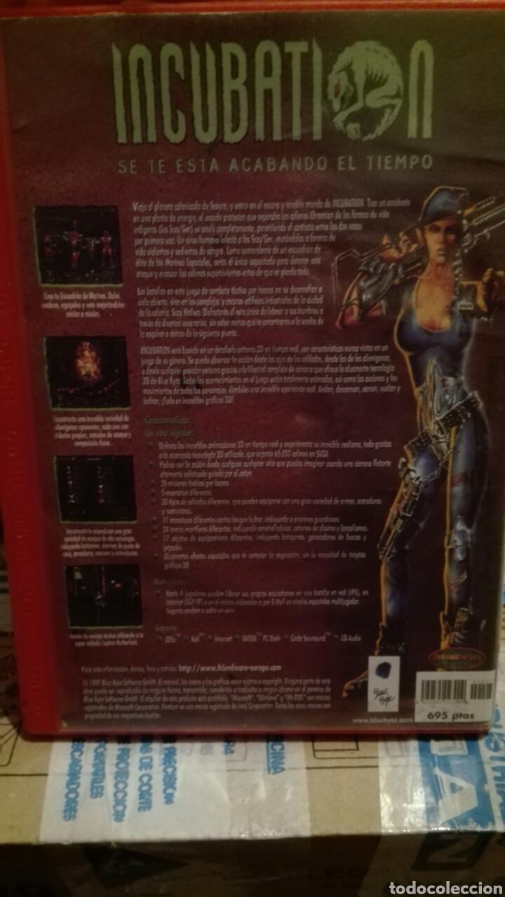 Videojuegos y Consolas: Incubation juego pc 1997 - Foto 2 - 72689321