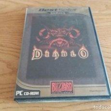 Videojuegos y Consolas: DIABLO I. JUEGO DE PC CDROM. BESTSELLER SERIES DE BLIZZARD ENTERTAINMENT. ORIGINAL BUEN ESTADO. Lote 73416155