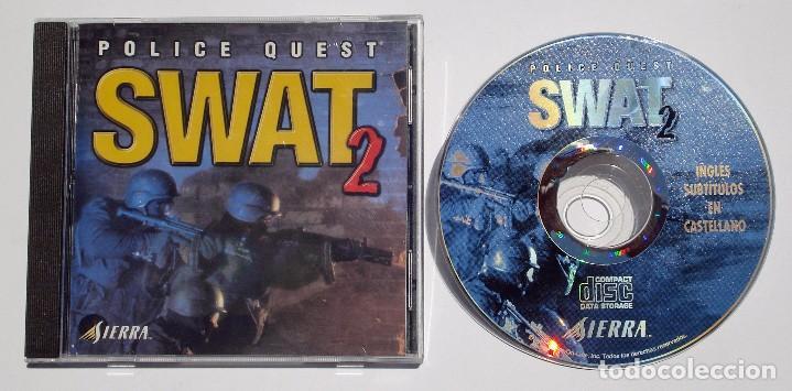 VIDEOJUEGO JUEGO PC POLICE QUEST SWAT 2 (Juguetes - Videojuegos y Consolas - PC)