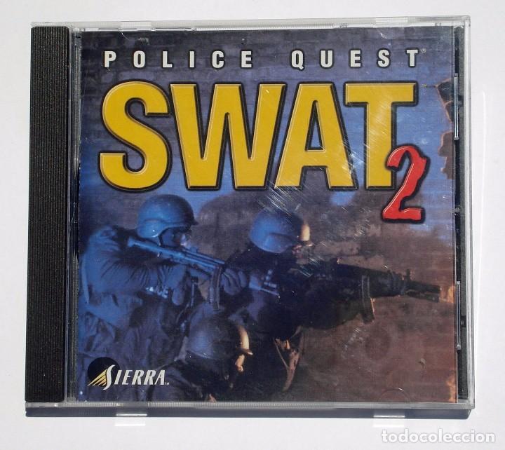 Videojuegos y Consolas: VIDEOJUEGO JUEGO PC POLICE QUEST SWAT 2 - Foto 2 - 73684855