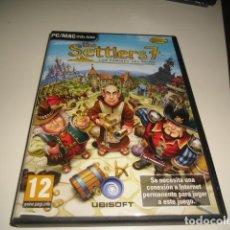 Videojuegos y Consolas: CD ROM SOLO CAJA SIN EL DISCO THE SETTLERS 7. Lote 73840967