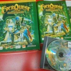 Videojuegos y Consolas: EVERQUEST: THE RUINS OF KUNARK JUEGO PC UBI SOFT. Lote 73945015