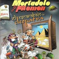 Videojuegos y Consolas: CD ROM MORTADELO Y FILEMÓN ¨EL ESCARABAJOS DE CLEOPATRA¨. Lote 74249715
