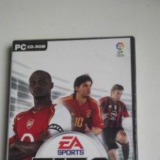 Videojuegos y Consolas: FIFA FOOTBALL 2005 - EA SPORTS (PRECINTADO). Lote 74619467