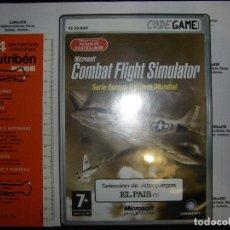 Videojuegos y Consolas: COMBAT FLIGHT SIMULATOR. PC. Lote 74755143