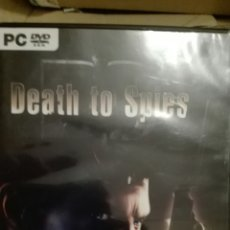 Videojuegos y Consolas: DEATH TO SPIES JUEGO PC. Lote 75242085