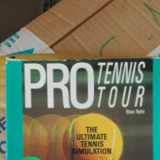 Videojuegos y Consolas: PRO TENNIS TOUR BLUE BITE PC VINTAGE. Lote 75473941