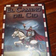 Videojuegos y Consolas: EL CAMINO DEL CID. Lote 75550151