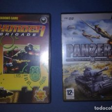Videojuegos y Consolas: 2 JUEGOS DE PC. Lote 75739151