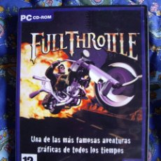 Videojuegos y Consolas - Full Throttle - PC - Completo - Buen estado - 75866739