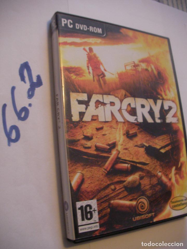 ANTIGUO JUEGO PC - FARCRY 2 (Juguetes - Videojuegos y Consolas - PC)