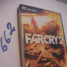 Videojuegos y Consolas: ANTIGUO JUEGO PC - FARCRY 2. Lote 75928159
