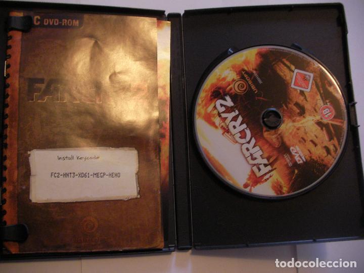 Videojuegos y Consolas: ANTIGUO JUEGO PC - FARCRY 2 - Foto 2 - 75928159