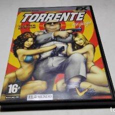 Videojuegos y Consolas: TORRENTE, EL JUEGO ( JUEGO PC - ESPAÑA). Lote 75936363