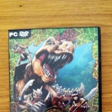 Videojuegos y Consolas: JUEGO PC: PARAWORLD. Lote 76007795