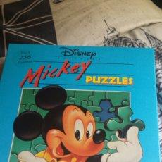 Videojuegos y Consolas: JUEGO PC MICKEY PUZZLES ERBE. Lote 76116022