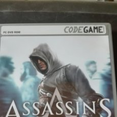 Videojuegos y Consolas: ASSASSINS CREED PC. Lote 76116430
