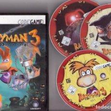 Videojuegos y Consolas: RAYMAN 3 *** JUEGO PC CD ROM 3+ AÑO 2003. Lote 77220157