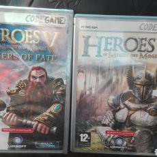 Videojuegos y Consolas: HEROES OF MIGHT AND MAGIC HAMMERS OF FATE. Lote 77221523