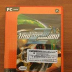 Videojuegos y Consolas: NEED FOR SPEED UNDERGROUND 2 PARA PC. Lote 143189542