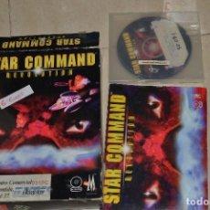 Videojuegos y Consolas: JUEGO PC STAR COMMAND REVOLUTION. Lote 78190317