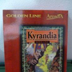 Videojuegos y Consolas: JUEGO LEGEND OF KYRANDIA BOOK ONE PARA PC. Lote 78328801