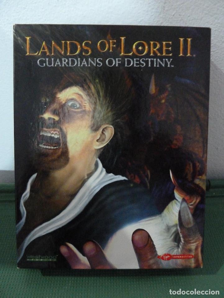 JUEGO LANDS OF LORE II GUARDIANS OF DESTINY PARA PC (Juguetes - Videojuegos y Consolas - PC)
