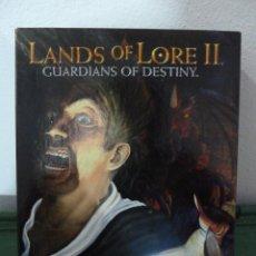 Videojuegos y Consolas: JUEGO LANDS OF LORE II GUARDIANS OF DESTINY PARA PC. Lote 78363105