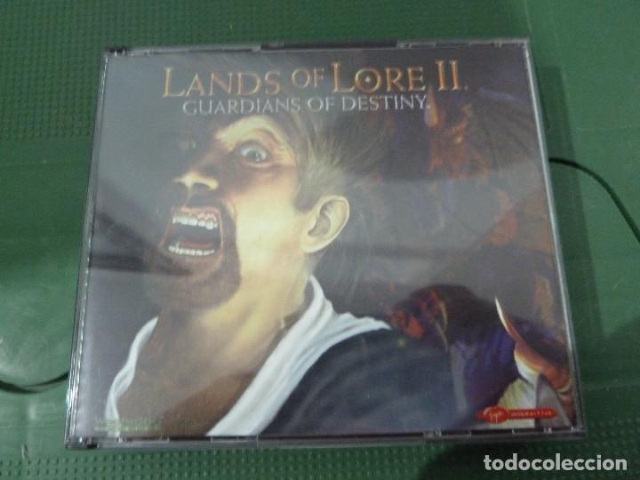 Videojuegos y Consolas: JUEGO LANDS OF LORE II GUARDIANS OF DESTINY PARA PC - Foto 3 - 78363105