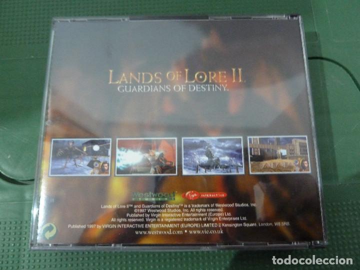 Videojuegos y Consolas: JUEGO LANDS OF LORE II GUARDIANS OF DESTINY PARA PC - Foto 4 - 78363105