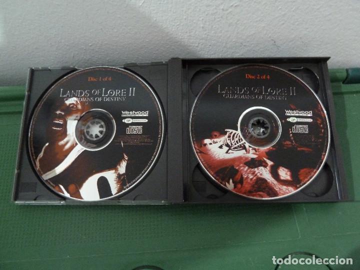 Videojuegos y Consolas: JUEGO LANDS OF LORE II GUARDIANS OF DESTINY PARA PC - Foto 5 - 78363105