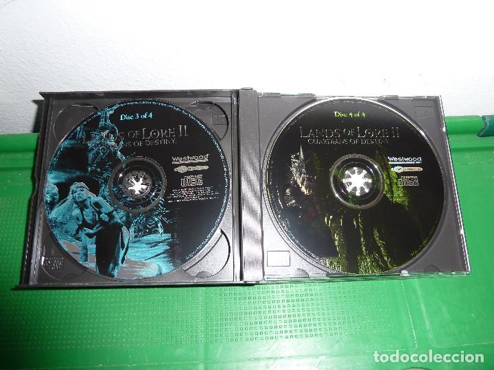 Videojuegos y Consolas: JUEGO LANDS OF LORE II GUARDIANS OF DESTINY PARA PC - Foto 6 - 78363105