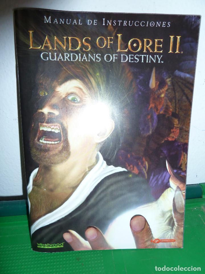 Videojuegos y Consolas: JUEGO LANDS OF LORE II GUARDIANS OF DESTINY PARA PC - Foto 7 - 78363105