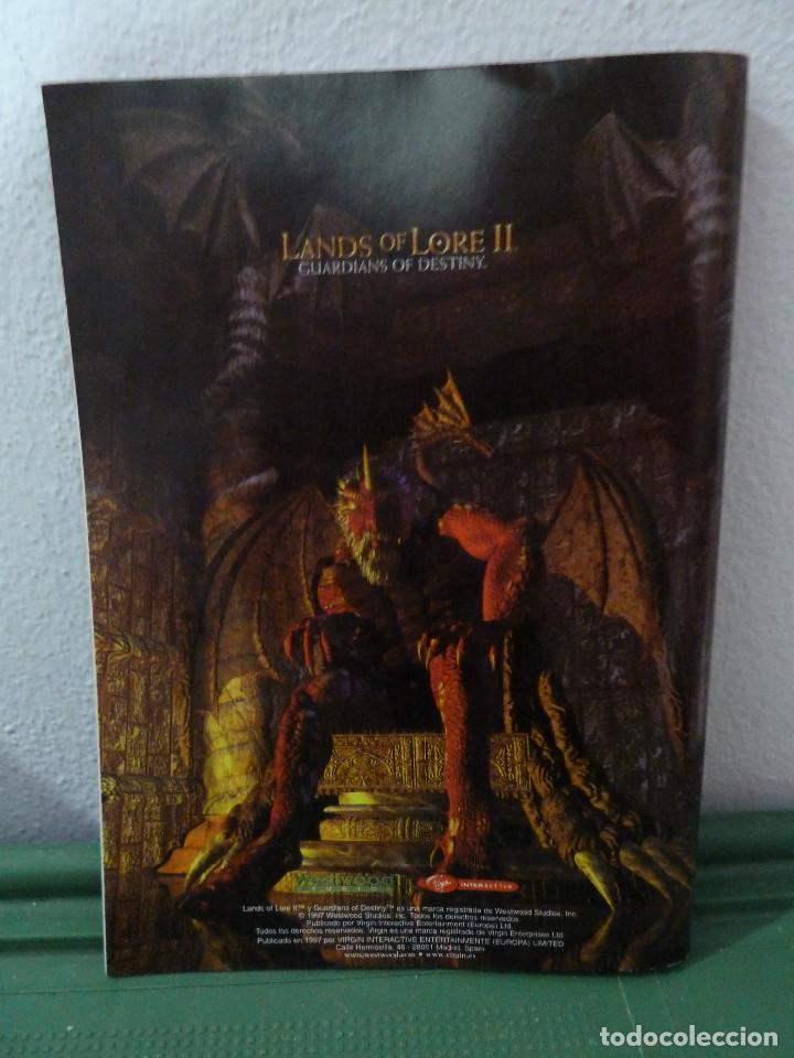 Videojuegos y Consolas: JUEGO LANDS OF LORE II GUARDIANS OF DESTINY PARA PC - Foto 8 - 78363105